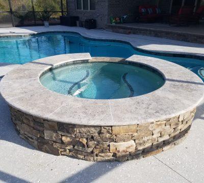 concrete spas